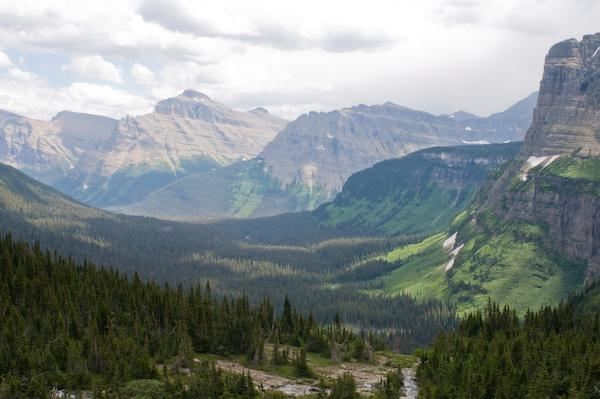 Logan Pass (Glacier NP, Montana)